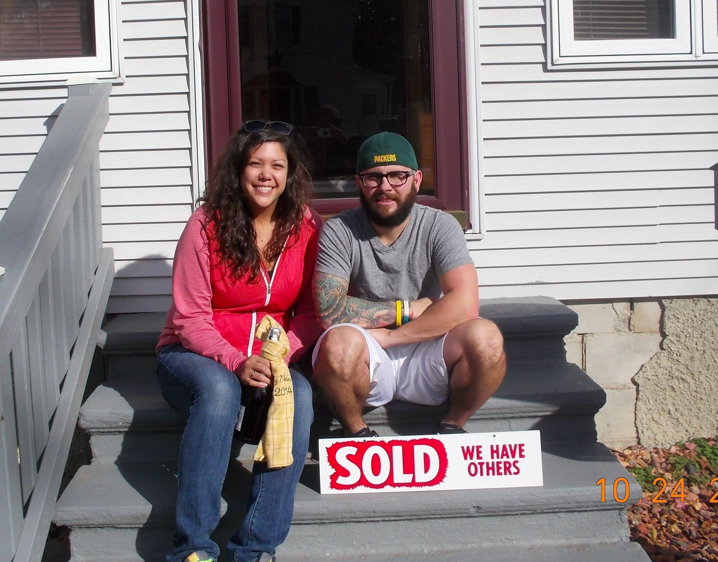 Nikki Perez and Dustin Masini